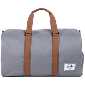 Herschel Novel Duffle, grey/tan